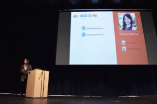 SFU BPK 2016 keynote Grace Lee